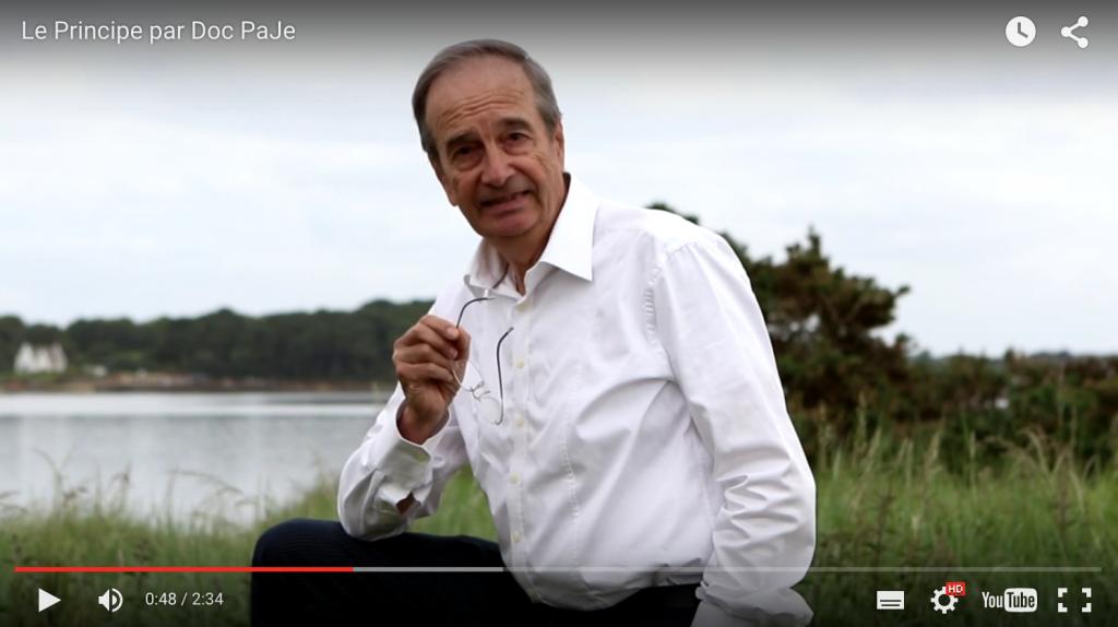 Vidéo Le principe par Doc PaJe