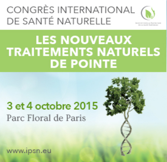 CONGRES INTERNATIONAL DE SANTE NATURELLE